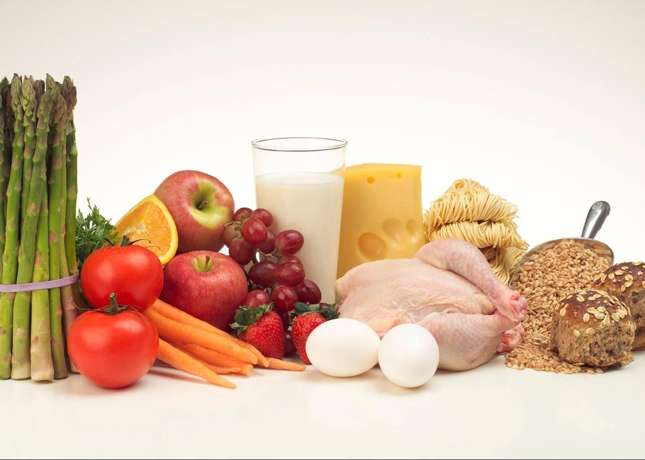 Hasil gambar untuk Makan-makanan yang mengandung gizi seimbang