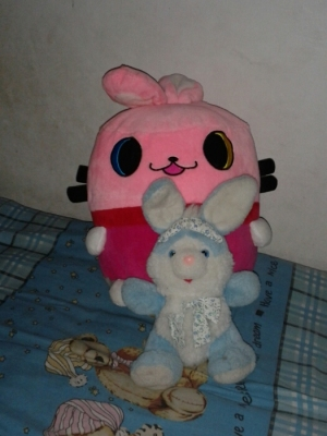 Bonekanya adik saya :D