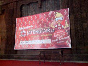 Jateng Fair 2014