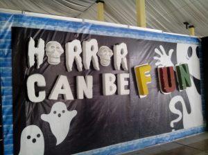 Horror Can be Fun