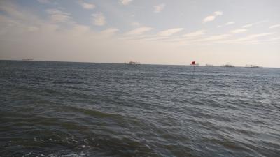 Pemandangan dari Pantai Maron